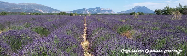 Castellane, Frankrijk